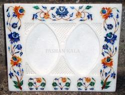 Marble Inlay Photo Frames
