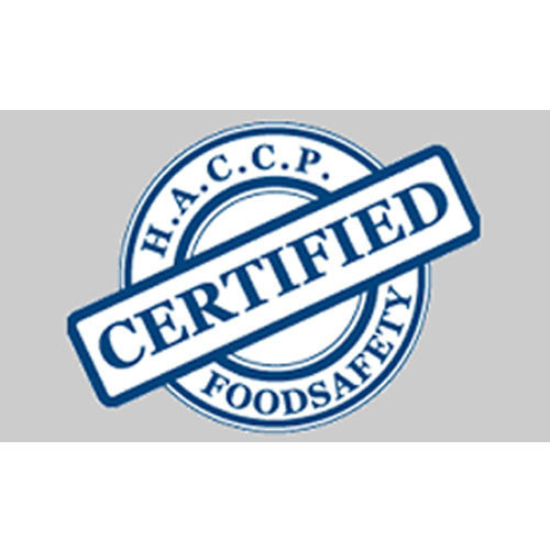 Food Safety Management Certification Service - HACCP Certification ...