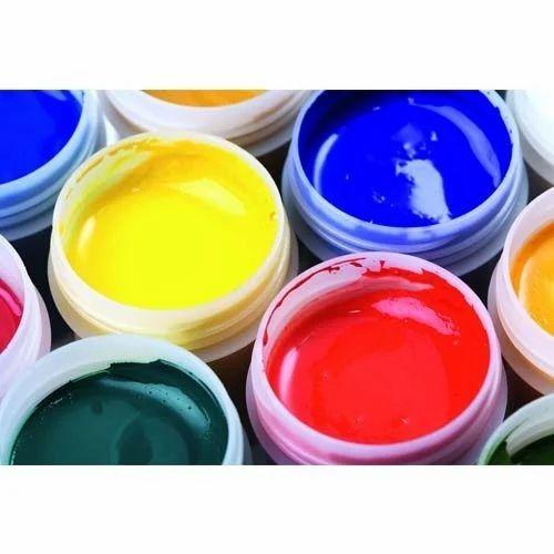 Flexo Water Based Ink