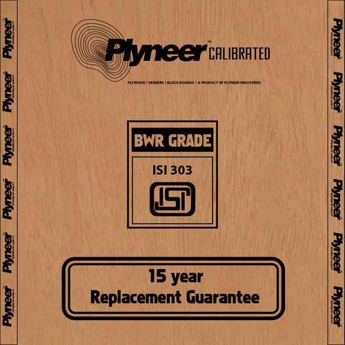 Plyneer Calibrated B.W.R Water Resistant Plywood