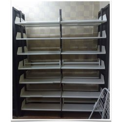 MS Library Book Rack