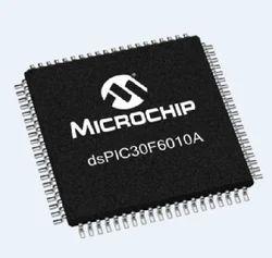 dsPIC30F6010A-30I/PF- PIC Microcontroller