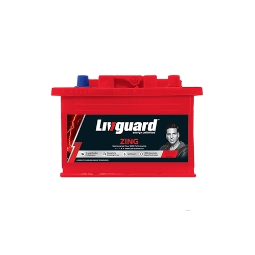 Livguard Zing Lgm Hh 38b20 Bh L 35 Ah Car And Suv Battery