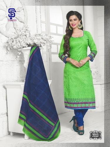 c31868e6b3 Cotton Printed Salwar Suit - Shree Lakshami Vol 2 By Sangini Fashion Wholesale  Trader from Surat