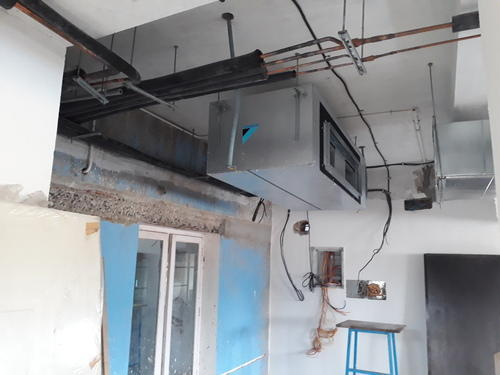 central air conditioner system