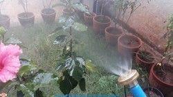 Garden Spray Nozzle In Brass