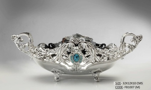 Silver Plated Gift Articles Manufacturer from Mumbai