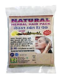 Natural Herbal Hair Pack