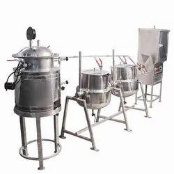 Steam Cooking Vaseels With Steam Generator