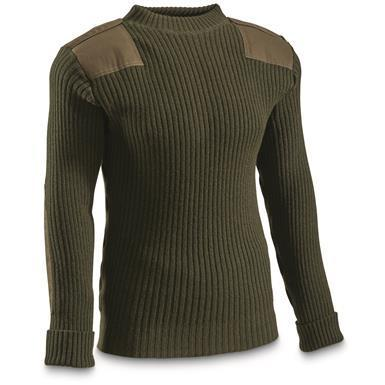Round Neck Pullovers