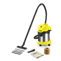 Karcher WD 3 Premium Wet and Dry Vacuum Cleaner