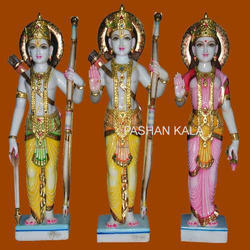 Ram Darbar God Statue