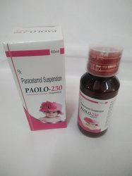 Paracetamol 250 mg Suspension