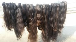 Temple Hair Loose Wave