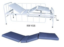 Fowlers Cot (PC) with Side Railings