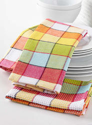 Beaded Kitchen Linen