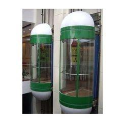 Maxx Capsule Elevators