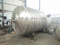 Stainless Steel High Pressure Tank