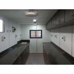 Portable Laboratories Cabin