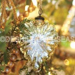 Heart Shape Christmas Ornaments