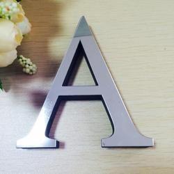 Vesta Letter Signage