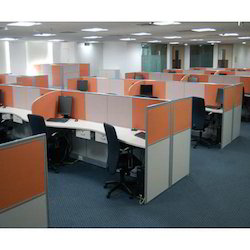 Modular Office Workstation. Ask For Price