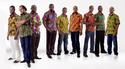 100% Cotton African Nigerian Print Wax Print For Men