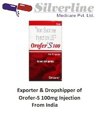 Orofer-S 100mg Injection
