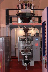 Automatic Wafer Pouch Packing Machine