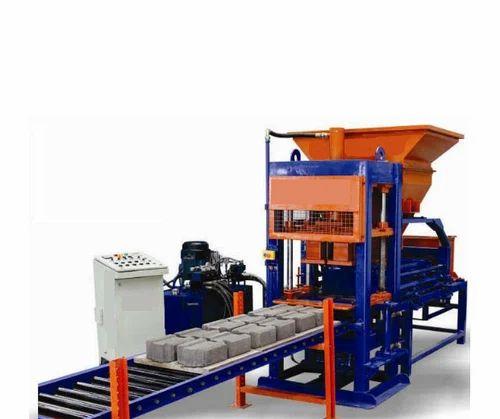 dust brick making machine