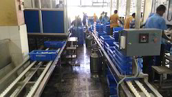 Crate Chain Conveyors