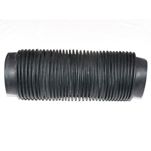 Corrugated rubber bellows bellow