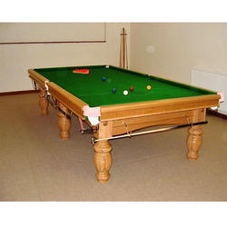 Pool Table In 777 Cloth