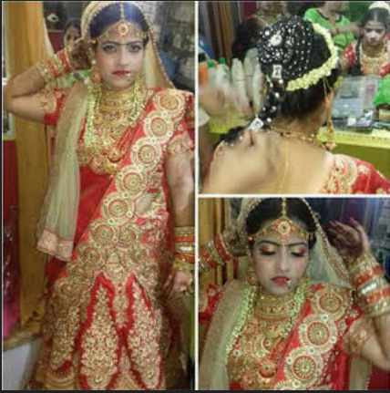 bride in kanpur