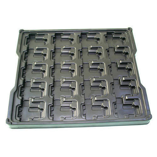Thermoformed Plastics Tray Thermoformed Cavity Trays