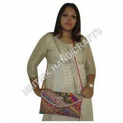 Indian Handmade Banjara Clutch Bag