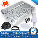 Tri Band Mobile Network Amplifier