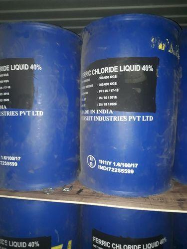 Ferric Chloride 40% Liquid