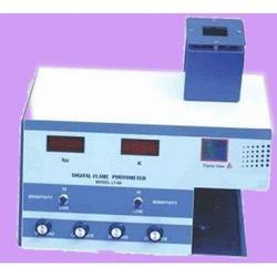 Digital Flame Photometer Dual Channel