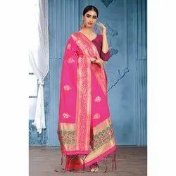Cotton Handloom Saree