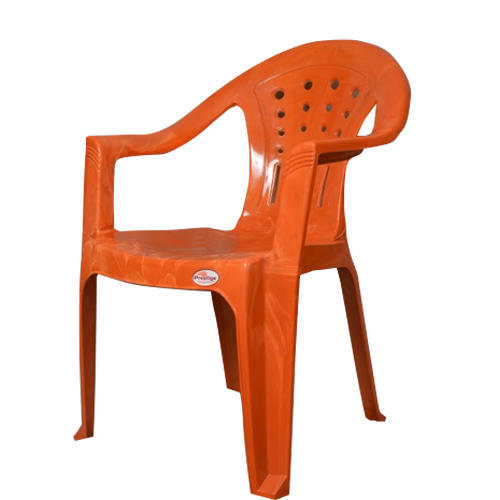 Armrest Plastic Chair   Medium Back Plastic Chair Manufacturer From  Hyderabad