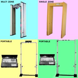 Portable Door Frame Metal Detector-Ultra - SM-2512  sc 1 st  Ultra- Tech Security Solutions & DOOR FRAME METAL DETECTOR - Portable Door Frame Metal Detector-Ultra ...