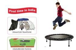 Compact Mini Trampoline