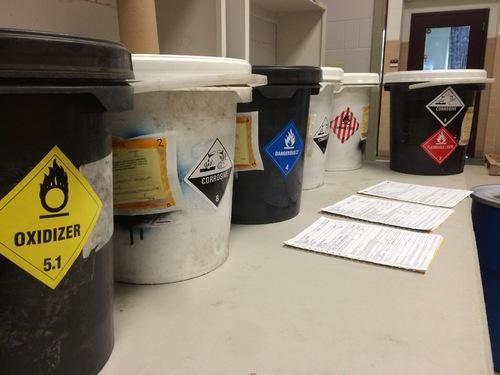 Hazardous Materials Shipping Services