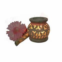Soap Stone Aroma Lamp