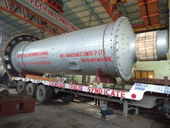 Dispatched Ball Mills