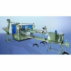 60 BPM Water Bottling Plant