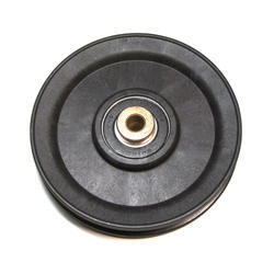 Polyurethane Coated Wire Pulley