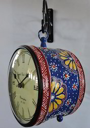 Hand Painted Station Clocks