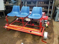 Light Weight Self Propelled Motor Trolley